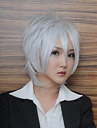 cheap -Cosplay Ja'far Cosplay Wigs Men's 12 inch Heat Resistant Fiber Anime