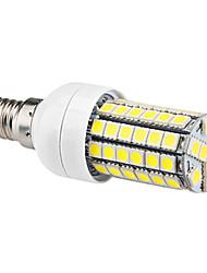 cheap -LED Corn Lights 630 lm E14 T 69 LED Beads SMD 5050 Natural White 220-240 V / # / #
