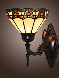 cheap -Tiffany Wall Light with 1 Light in Warm Light