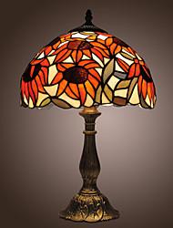 cheap -Tiffany Table Lamp For Living Room Bedroom 110-120V 220-240V