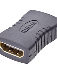 cheap -HDMI F/F Adapter for V1.3/V1.4 (HD-008-BK)