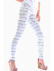 cheap -Unique Musical Notes Pattern Legging(Waist:58-79cm,Hip:90-104cm,Length:95cm)