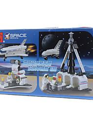 cheap -Enlighten 3D DIY Space Shuttle Puzzle Toy (125pcs)