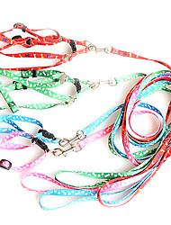 cheap -Dog Harness Adjustable / Retractable Textile