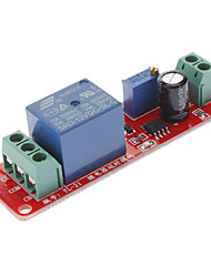 cheap -Delay Timer Switch Adjustable 0 to 10 Second with NE555 Oscillator Input 12V