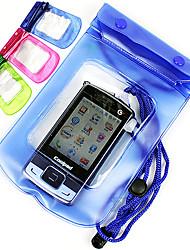 cheap -1 pcs Waterproof Case / Pouch / Bag Polycarbonate Soft Plastic Waterproof General Fishing