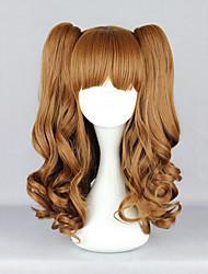 Недорогие -Парики для Лолиты Сладкое детство Лолита Парики для Лолиты 22 дюймовый Косплэй парики Однотонный Парики Хэллоуин парики