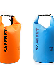 cheap -5 L Waterproof Dry Bag Waterproof Floating Lightweight for Swimming Diving Surfing