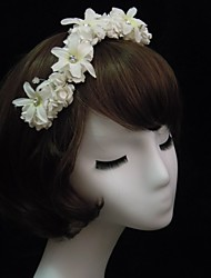 cheap -Women's Satin / Rhinestone / Paper Headpiece-Special Occasion Headbands As the Picture