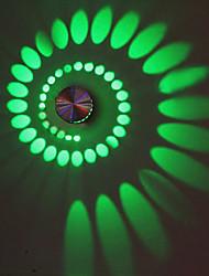 cheap -Modern Contemporary Flush Mount wall Lights Metal Wall Light 90-240V 3 W / LED Integrated