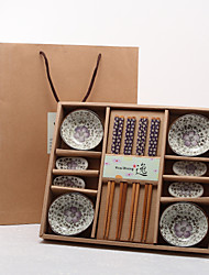 cheap -Wedding / Anniversary / Engagement Party Pottery / Bamboo Kitchen Tools Asian Theme / Floral Theme