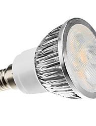 cheap -ZDM E14 4W 260-300lm  LED Spotlight 4 LED Beads High Power LED Dimmable Warm White Cold White Natural White AC220-240V