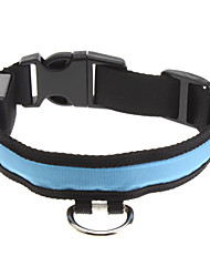 cheap -Fluorescence Colour Collar for Dogs (Fit for Neck: 24-32cm/9-12inch)