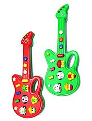 Недорогие -Электрический Мультфильм Guiter Музыка Развивающие игрушки (Random Color)