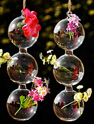 cheap -Material / Glass Table Center Pieces - Non-personalized Vases / Others / Tables All Seasons
