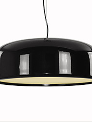 cheap -UMEI™ 48 cm (19 inch) Mini Style Pendant Light Metal Painted Finishes Retro / Bowl 110-120V / 220-240V