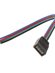 Недорогие -1шт Осветительная арматура ABS Электрический кабель