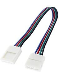 Недорогие -SMD 5050 Осветительная арматура ABS Электрический кабель