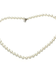 cheap -Women's Chain Necklace Pearl Necklace Fashion Pearl Necklace Jewelry For Daily