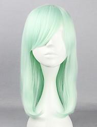 Недорогие -Парики для Лолиты Сладкое детство Зеленый Лолита Парики для Лолиты 20 дюймовый Косплэй парики Однотонный Парики Хэллоуин парики