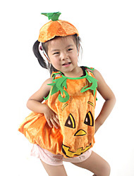 cheap -Fairytale Cosplay Costume Kid's Halloween Children's Day New Year Festival / Holiday Velvet Carnival Costumes / Hat