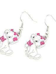 cheap -Women's Drop Earrings Cat Animal Ladies Personalized Fashion Earrings Jewelry For Party Daily
