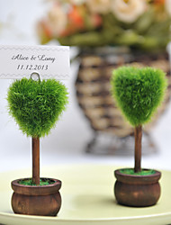 cheap -Place Cards and Holders Unique Topiary Photo Holder/Place Card Holder (Set of 4)