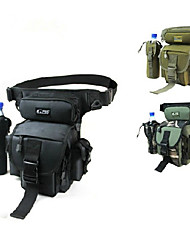 cheap -Fishing Tackle Bag Waist Bag Multi-Functional Waterproof Quick Dry Polyester Oxford