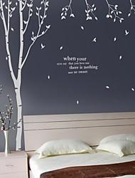 Недорогие -слова& котировки стикеры стены правила дома моющиеся наклейки на стены 1шт