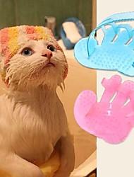 cheap -Cat / Dog Grooming Brush / Baths Massage Random Colour