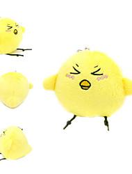 Недорогие -Куроко Нет Basuke Ryota Кисе Yellow Chicken Плюшевые игрушки подвеска