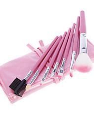 cheap -Professional Makeup Brushes Makeup Brush Set 7pcs Goat Hair / Goat Hair Brush Makeup Brushes for Makeup Brush Set