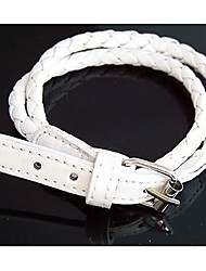 cheap -Leather Gold Bracelet