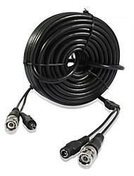 Недорогие -Кабели 50ft Video Power CCTV Cable Wire для Безопасность системы 1500cm 0.41kg