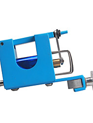cheap -Aluminum Alloy Torture Rack Rotary Liner Shader Tattoo Machine Blue