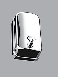 Недорогие -Дозатор для мыла Аксессуар для хранения Современный Нержавеющая сталь 1 ед. - Гостиничная ванна