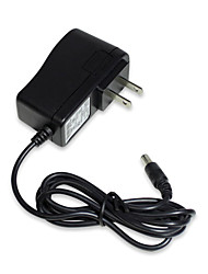 cheap -US Adapter Power Supply 12V 1A for CCTV Security Camera for Security Systems 9*7*4cm 0.1kg