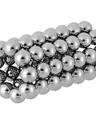 cheap -64 pcs 8mm Magnet Toy Magnetic Balls Building Blocks Super Strong Rare-Earth Magnets Neodymium Magnet Puzzle Cube Magnet Kid's / Adults' Boys' Girls' Toy Gift