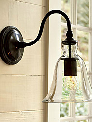 cheap -Traditional / Classic Wall Lamps Wall Sconces Metal Wall Light 110-120V 220-240V 60 W