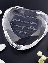 Недорогие -Хрусталь Хрустальные товары Невеста Жених Свадьба Годовщина