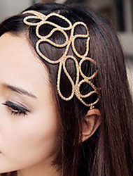 cheap -Women's Elegant Fabric Alloy Headbands Daily / Hair Jewelry