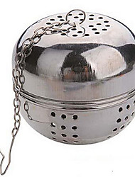 Недорогие -многофункциональный чай диаметр 5,5 см из нержавеющей мяч блокировки для заварки сетчатые чайники
