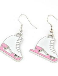 cheap -Women's Drop Earrings Ladies Personalized Roller Skate Shoes Fashion Earrings Jewelry For Dailywear Date