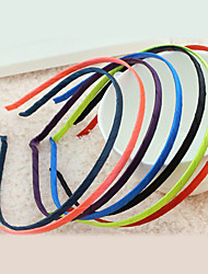 cheap -Women's Headbands For Daily Fabric Alloy Purple Red Orange / Hair Jewelry