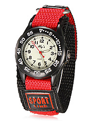 cheap -Sport Watch Quartz Black / Blue / Red Analog Purple Red Blue