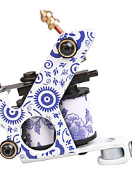cheap -Cast Iron Stamping Tattoo Machine Liner and Shader