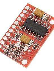 Недорогие -3w высокой мощности мини-цифровой усилитель плата с 2-х канальный