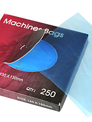 Недорогие -10pcs / lot одноразовые машины татуировки мешки синий цвет татуировки мешок покрытия
