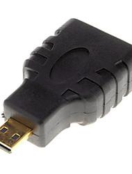 cheap -HDMI V1.3 Female to Micro HDMI V1.3 Male Adapter
