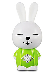 cheap -Alilo A2 Cute Rabbit Style Children'S English Song & Story Player Machine
